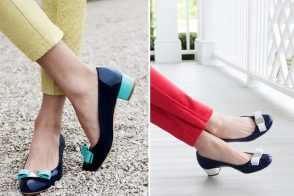 Latest Obsession: All things Ferragamo, starting with the iconic Vara and Varina