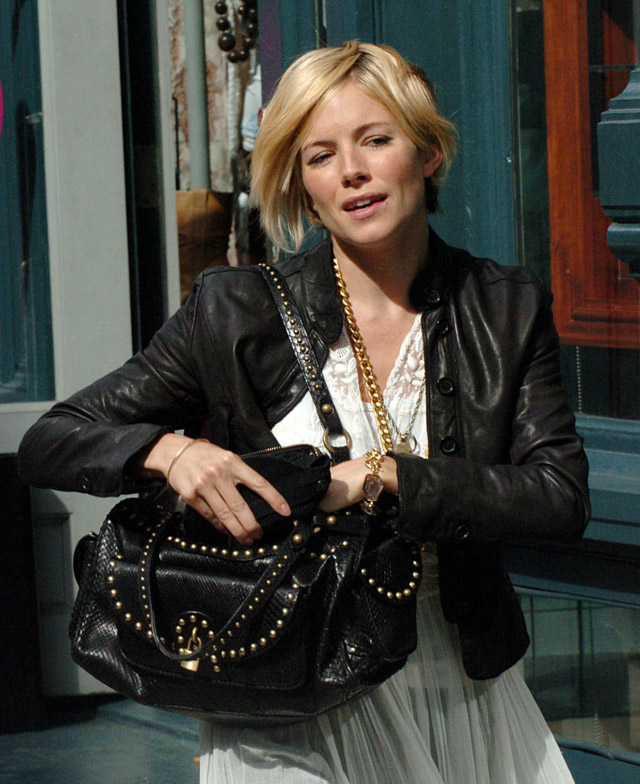 The Many Bags of Sienna Miller (1)