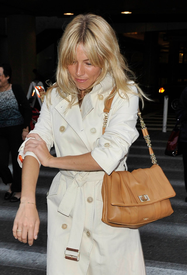 The Many Bags of Sienna Miller (2)