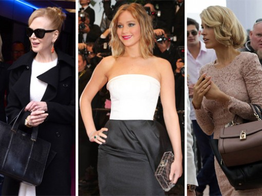 The Many Bags of the Cannes Film Festival Attendees