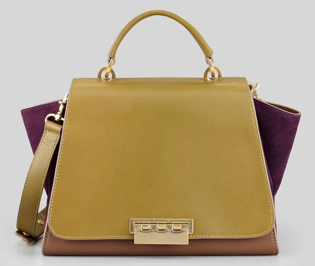 Z Spoke Zac Posen Eartha Colorblock Satchel