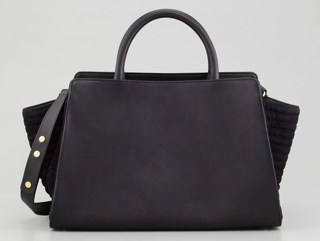 Z Spoke Zac Posen Eartha East-West Satchel
