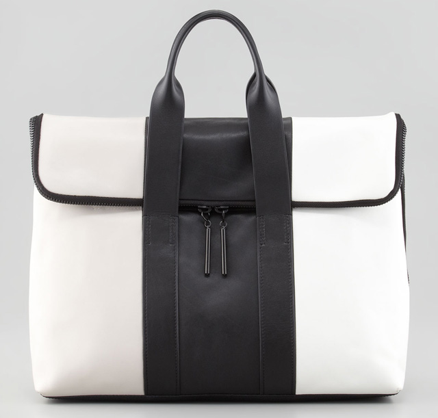 3.1 Phillip Lim Colorblock 31 Hour Bag