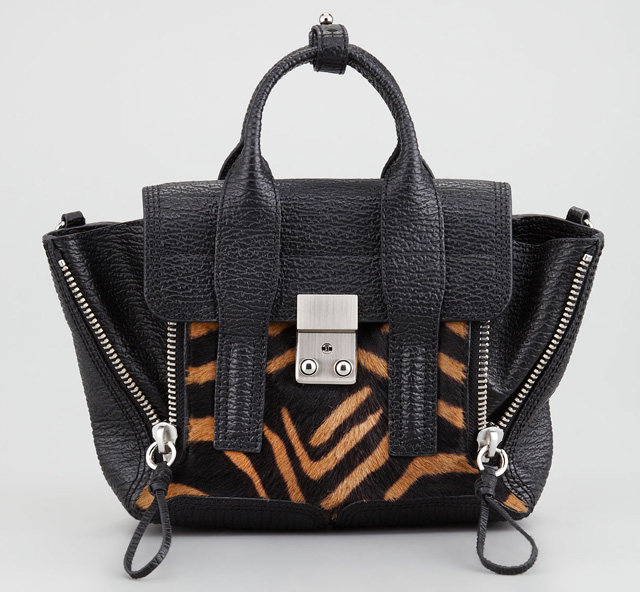 3.1 Phillip Lim Mini Pashli Haircalf Bag
