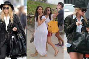 PurseBlog Asks: Which Celebrity Closet Would You Bling Ring Raid?