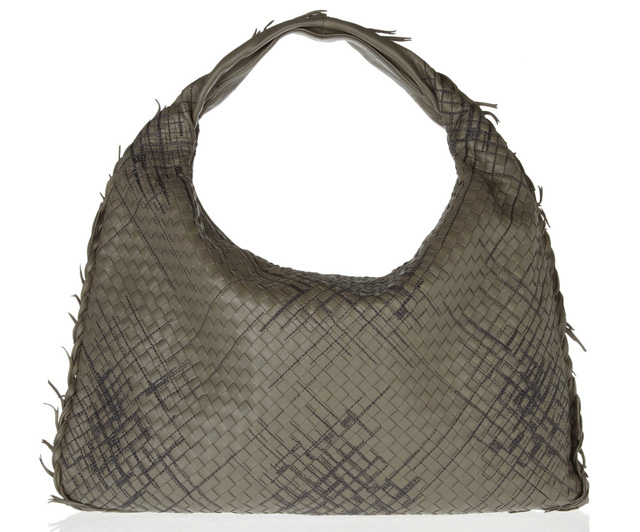 Bottega Veneta Maxi Veneta Shoulder Bag
