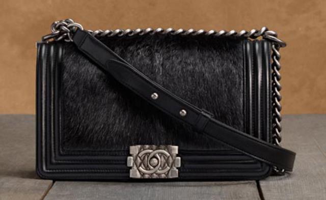 Chanel Metiers d'Art 2013 Handbags (4)