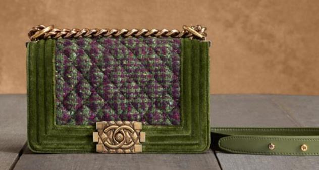 Chanel Metiers d'Art 2013 Handbags (9)