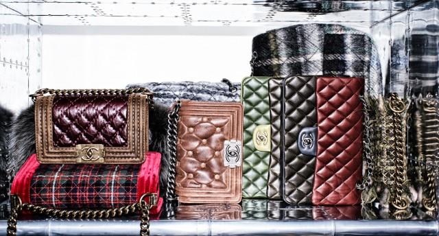 Chanel Metiers d'Art Paris-Edimbourg Bags