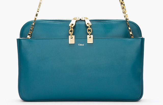 Chloe Lucy Shoulder Bag