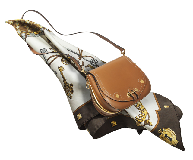 Hermes Passe Guide Bag and Scarf