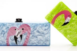 Edie Parker's Resort 2014 Clutches are Pure Summer Sunshine