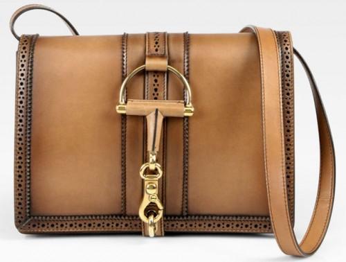 Gucci Duilio Medium Shoulder Bag