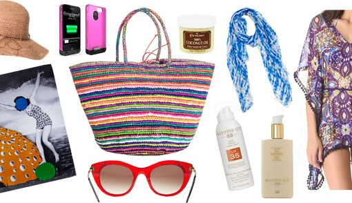 How To Pack Your Beach Bag