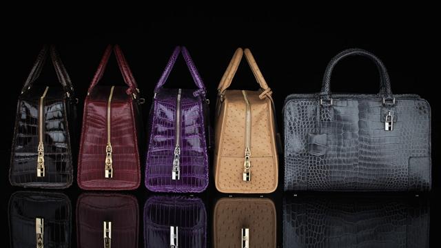 Loewe Amazona Exotic Bags
