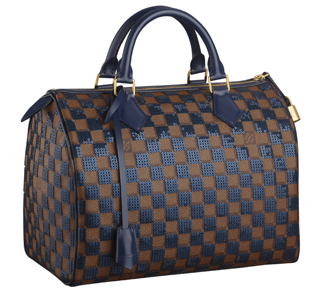 Louis Vuitton Introduces Subtly Sequined Speedy Bags for Pre-Fall ... 8f315a3094f76