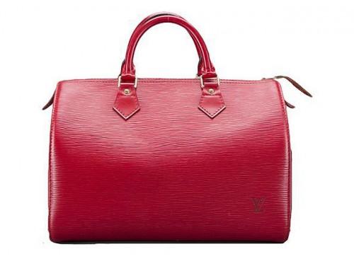 Louis Vuitton Epi Leather Speedy Bag
