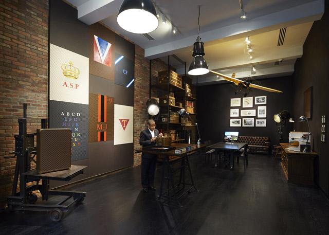 Louis Vuitton Atelier Soho New York City (4)