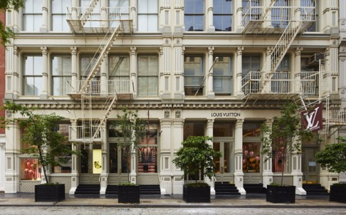 Louis Vuitton Atelier Soho New York City (5)