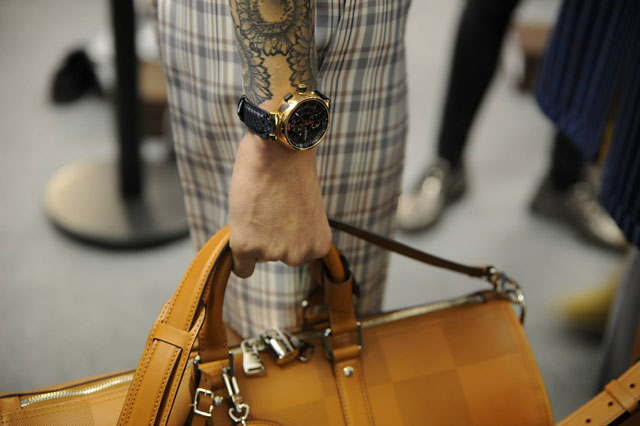 Louis Vuitton Spring 2014 Men's Bags and Accessories (1)