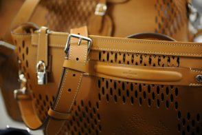 Man Bag Monday: The Louis Vuitton Spring 2014 Men's Collection