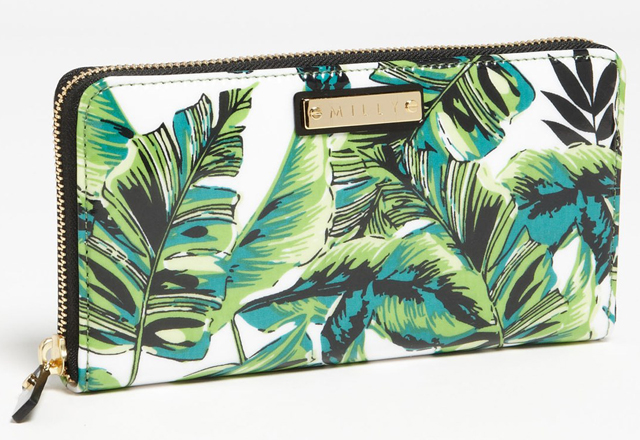 Milly Banana Leaf Wallet