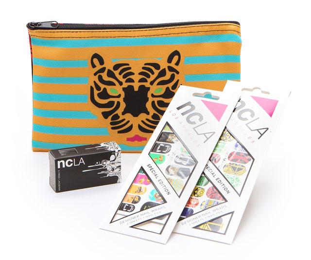 NCLA I Don't Play Nice & Umoja Nail Gift Set