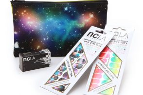 NCLA Stephanie's Galaxy & Electric Gradient Nail Gift Set