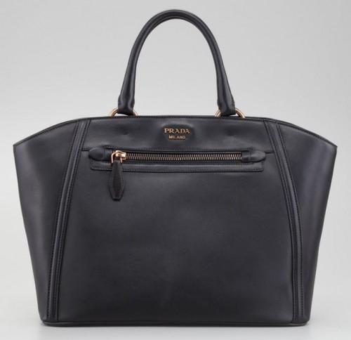 Prada City Calfskin Bag