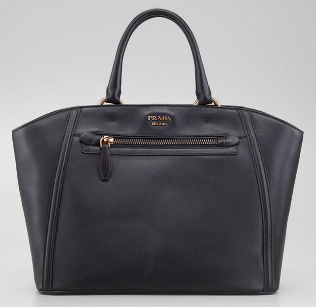 Prada City Calfskin Bag