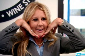 "RHOC: ""Tell him not to get involved in our bickerment."""