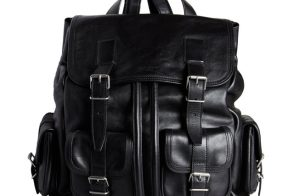 Saint Laurent Roc Sack Backpack