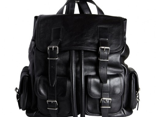 Saint Laurent Roc Sack Backpack
