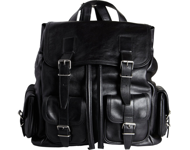 Man Bag Monday: Yep, Saint Laurent Makes Man Bags, Too - PurseBlog
