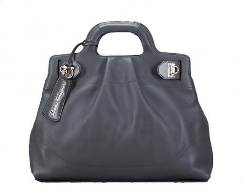 Salvatore Ferragamo W Top Handle Bag