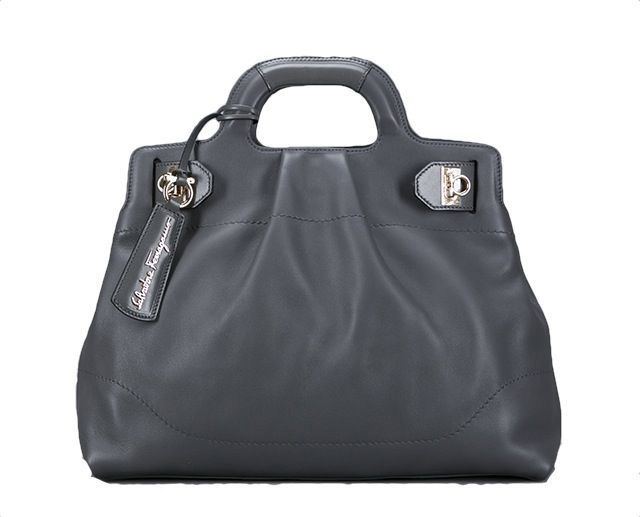 Salvatore Ferragamo W Top Handle Bag