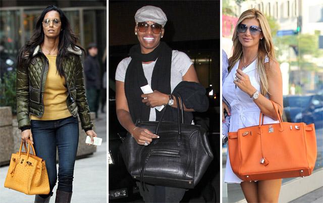 The Many Bags of Bravolebrities