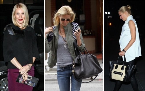 The Many Bags of Gwyneth Paltrow