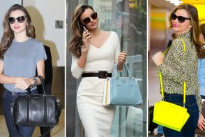 The Many Bags of Miranda Kerr, Part Two