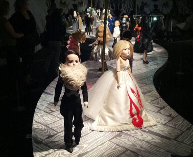 Viktor and Rolf DOLLS Exhibit