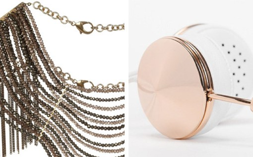 Want It Wednesday: Rosantica Jewelry and Frends Headphones