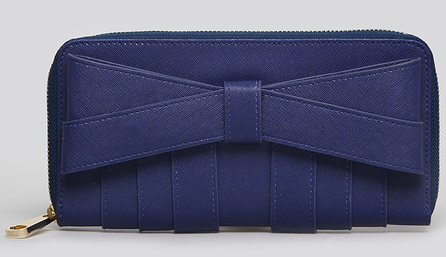 Z Spoke Zac Posen Shirley Saffiano Wallet