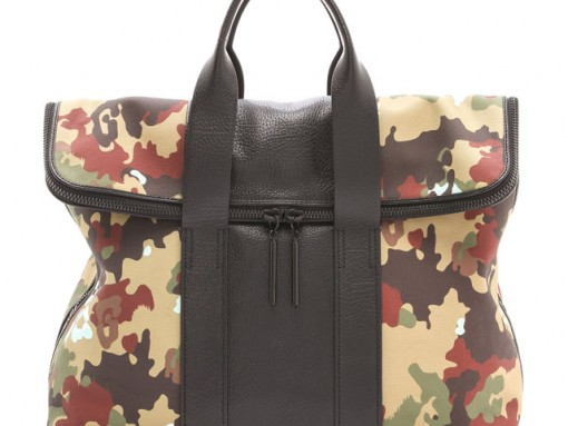 We Can Almost Get Behind 3.1 Phillip Lim's Camo Bags