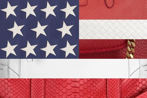 4th of July Handbags