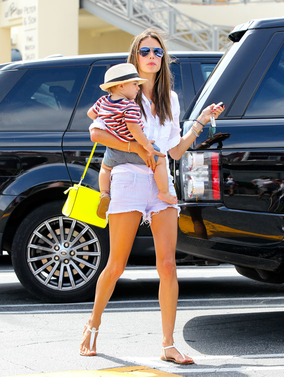 Alessandra Ambrosio is the Latest Fan of the MICHAEL Michael