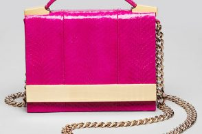 B Brian Atwood's First Handbag Collection Debuts at Bloomingdale's