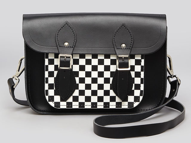 Cambridge Satchel Company Checker Satchel