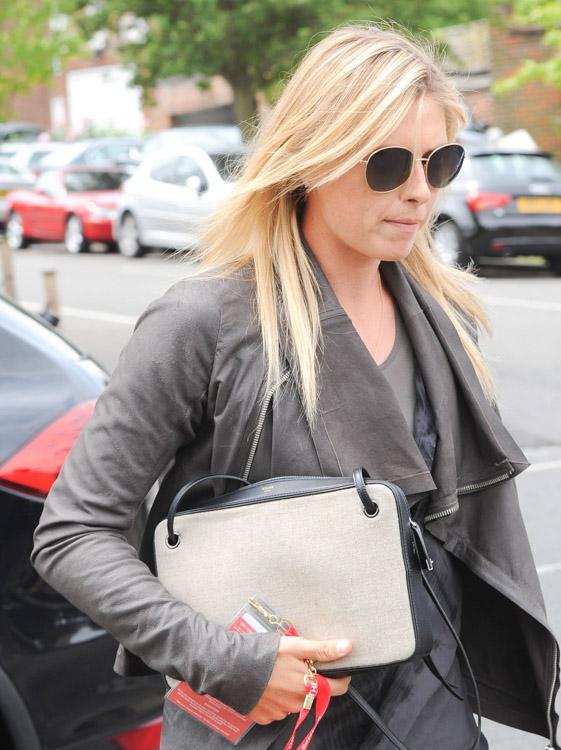 Celebrity Handbags at Wimbledon 2013 (1)