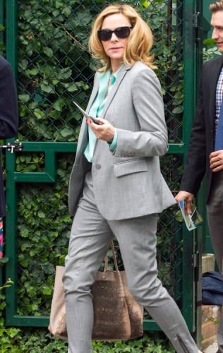 Celebrity Handbags at Wimbledon 2013 (2)