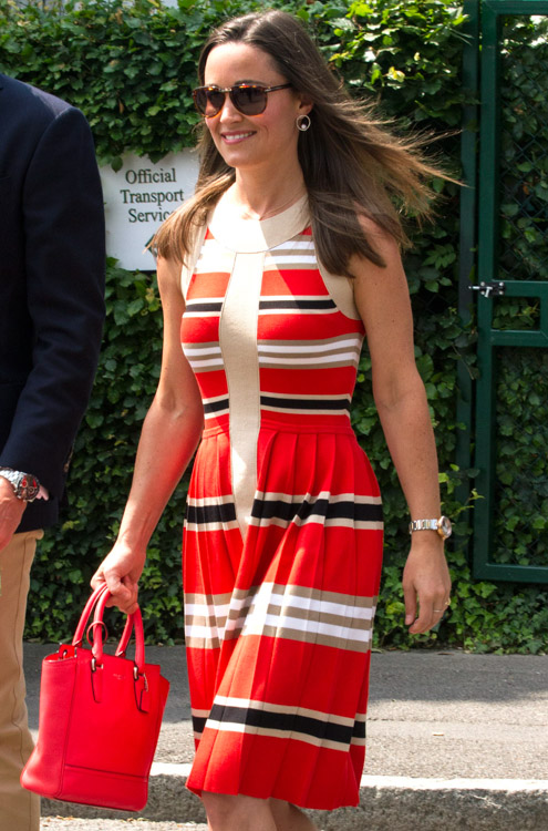Celebrity Handbags at Wimbledon 2013 (4)